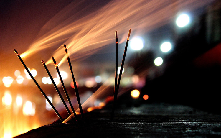What Is Incense - Alast Incense - عود الست