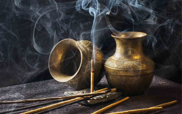 History of Incense