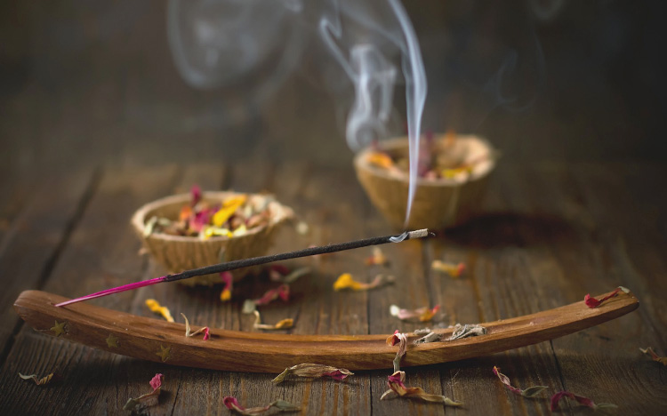Types Of Incense - Alast Incense - عود الست